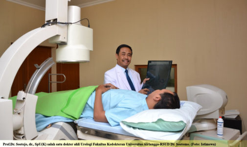 Without Surgery, Kidney Stones Can Be Destroyed with ESWL