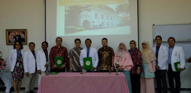 Hasil Akreditasi LAM-PTKes Program Studi Urologi FK Unair
