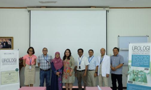 AIMS Internal Audit (Airlangga Integrated Management System) Urology Study Program FK UNAIR 2018