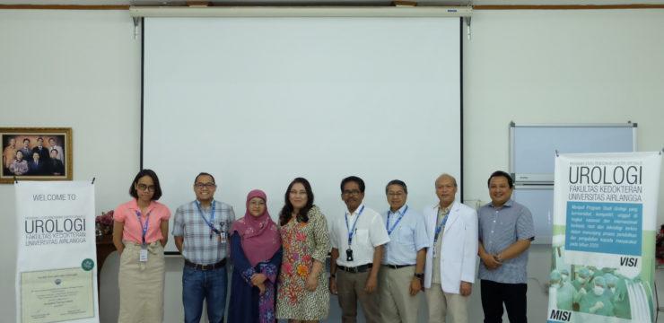 Audit Internal AIMS (Airlangga Integrated Management System) Program Studi Urologi FK UNAIR Tahun 2018