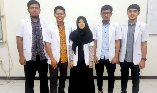 The Latest Urology Residents of Airlangga University, July 2019 Period